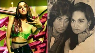 Shraddha Kapoor Pens Raw Emotions in 'Happy Anniversary' Post For Parents Shivangi Kapoor-Shakti Kapoor