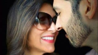Student of The Year 2 Star Aditya Seal Goes All Hearts on Catching Sushmita Sen-Rohman Shawl's Contagious Romantic Vibes