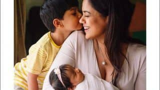 Happy Birthday Sameera Reddy: Check Out 5 Times De Dana Dan Star Raised The Bar For Mommy Goals