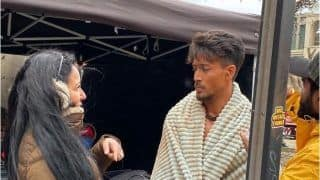 Baaghi 3: Ayesha Shroff Pens Heart-Melting Post From Serbia as Tiger Shroff Shoots 'Bare Body in Zero Degrees'