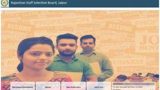 राजस्थान अधीनस्थ एवं मंत्रालयिक सेवा चयन बोर्ड में निकली बंपर वैकेंसी, यहां से करें अप्लाई