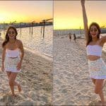 Ananya Panday's 'Saat Samundar Par' Dance Before Dubai's Sunset is Vacay Goals And THESE Pictures Are Proof!