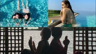 Sara Ali Khan's Latest Bikini Pictures From Undisclosed Exotic Location Will Leave You Craving For Similar Getaway!