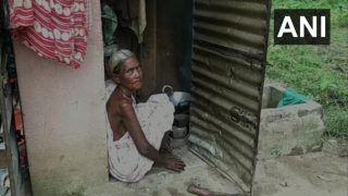 इस वृद्ध महिला की जिंदगी गुजर रही हैशौचालय में, जानिए क्या है वजह