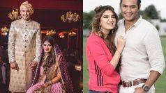 सानिया मिर्जा की बहन अनम ने अजहरुद्दीन के बेटे असद से की शादी, SEE PHOTOS