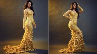 Kiara Advani Wins Filmfare's Hotstepper of The Year Award, Sets Internet Ablaze With Hot Poses-Sultry Pictures