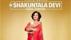 Shakuntala Devi: Fans Left Scratching Their Heads as Vidya Drops Release Date Through Formulas And Emojis
