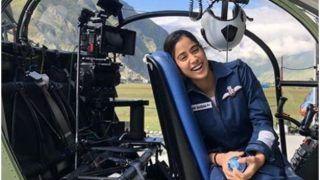 जाह्नवी कपूर ने पूरी की 'गुंजन सक्सेना: द कारगिल गर्ल' की शूटिंग, इंस्टाग्राम पर शेयर किया इमोशनल पोस्ट