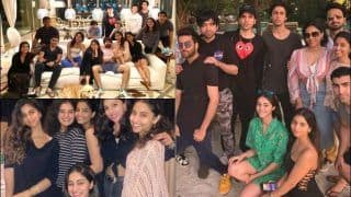 Ananya Panday Awaits New Year 2020 With 'No New Friends' Suhana Khan-Aryan Khan at Shah Rukh Khan's Alibaug Farmhouse