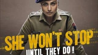 Yash Raj Films Post Pertinent Rape Questions as it Floods Internet With Latest Posters of Rani Mukerji's Mardaani 2