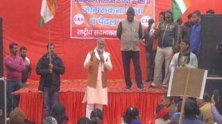 आज का भारत गांधी या नेहरू का नहीं बल्कि नरेंद्र मोदी और अमित शाह का है- भाजपा विधायक