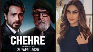 Krystle D'Souza Gears up For Bollywood Debut, Will Star in Amitabh Bachchan-Emraan Hashmi Starrer Chehre