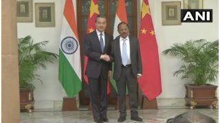 भारत-चीन सीमा मुद्दे पर NSA डोभाल और चीन के विदेश मंत्री वांग यी के बीच वार्ता