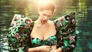Kalki Koechlin's Steamy Underwater Pregnancy Photoshoot Creates Ripples Across Internet, Pictures go Viral