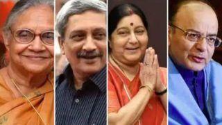 Year Ender 2019: भारतीय राजनीति के वो स्तंभ जिन्होंने इस साल कह दिया दुनिया को 'अलविदा'