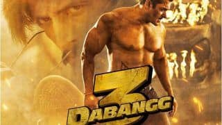 Dabangg 3: Salman Khan's Shirt-Less Look Sets Internet on Fire as Makers Promise 'Decade ki Sabse Badi Takkar'