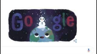 Winter Solstice 2019: Google Doodle Celebrates The First Day of Winter And The Shortest Day-Longest Night of The Year