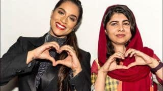 Malala Yousafzai Takes Her 'First Selfie' With Chat Show Host Lilly Singh, Latter Pens Heart-Melting 'Fangirling' Note