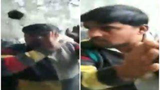 बिरयानी बेचने परयुवक पर हमला, दुकान में घुसकरपीटा, VIDEO VIRAL