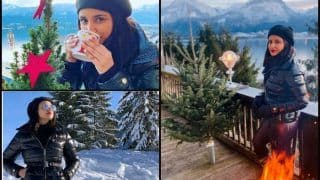 Parineeti Chopra's 'Hot Chocolate With View' is Exactly What we Crave This New Year Eve, Picture Goes Viral