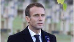 French Teacher Beheaded For Displaying Caricatures of Prophet Mohammed, President Macron Calls it    Terrorist Attack