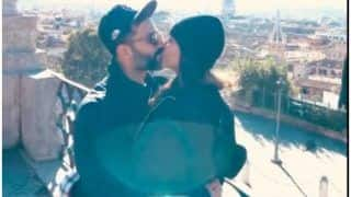 Happy New Year 2020: Sonam Kapoor-Anand Ahuja Share Passionate Kiss as They Look Back at 2019