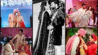Year Ender 2019: Soundarya Rajinikanth-Akash Ambani-Mona Singh And Other Indian Celebrities Who Tied The Knot In 2019