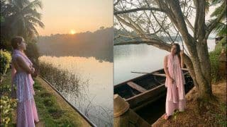 Sara Ali Khan's Throwback Pictures From Allepy Will Instantly Make You Fall in Love With The Backwaters!