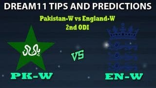 Pakistan Women vs England Women Dream11 Team Prediction ICC Women's Championship: Captain And Vice-Captain, Fantasy Cricket Tips PK-W vs EN-W 2nd ODI at Kinrara Academy Oval, Kuala Lumpur 7:00 AM IST