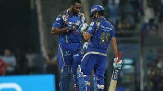 Rohit Sharma Credits Mumbai Indians Teammate Kieron Pollard For West Indies' Transformation