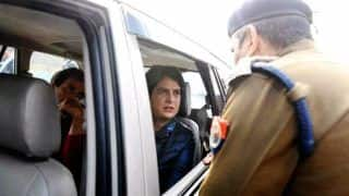 'They Asked us to Leave', Rahul, Priyanka Turn Back to Delhi After Cops Stop Them From Entering Meerut