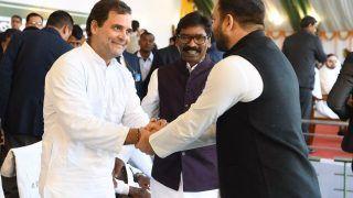 Opposition Shows Strength as Jharkhand CM Hemant Soren Takes Oath; Kejriwal, Uddhav Skip