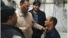 दिल्लीअग्निकांड: मिलिएउस शख्स से, जिसनेचोट लगने के बाद भीबचाई11 लोगों की ज़िंदगी