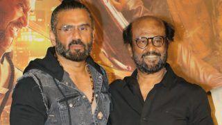 Darbar Trailer Launch: Rajinikanth, Suniel Shetty And AR Murugadoss Present The Massy Film