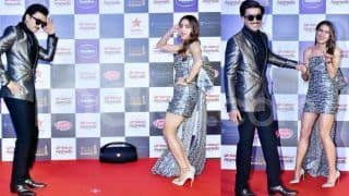 Ranveer Singh And Sara Ali Khan Bond Like Best Buddies at Red Carpet of Star Screen Awards 2019, Turn 'Aankh Maarey' Swag on