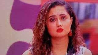 Bigg Boss 13: Rashami Desai Breaks Down Into Tears After Salman Khan Reveals Arhaan Khan Has Kid Out of Marriage