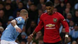 Premier League: Goals From Marcus Rashford, Anthony Martial Help Manchester United Beat Manchester City 2-1