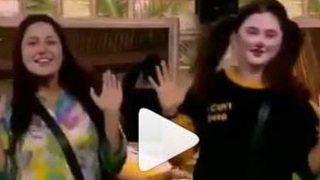 Bigg Boss 13: बिग बॉस के घर में पारस ने ऐसे लिया रश्मि देसाई से बदला, देखें मज़ेदार वीडियो