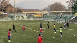 I-League: Local Hero Danish Farooq Stars as Real Kashmir FC Edge Chennai City