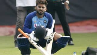 It will take Rishabh Pant 15 years to Emulate MS Dhoni: Sourav Ganguly