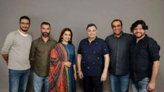 Sharmaji Namkeen: Rishi Kapoor is Back to Bollywood, Will Share Screen With Juhi Chawla