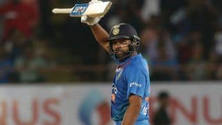 Rohit Sharma Becomes First Indian Cricketer to Hit 400 International Sixes