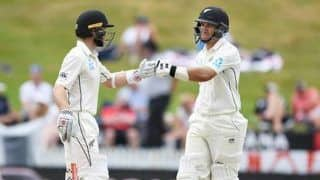 Kane Williamson, Ross Taylor Tons Help New Zealand Draw 2nd Test; Host Clinch Series 1-0