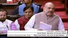Whatever Congress Does is Secularism,    Amit Shah Hits Out at Opposition on CAB