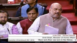 'Whatever Congress Does is Secularism,' Amit Shah Hits Out at Opposition on CAB