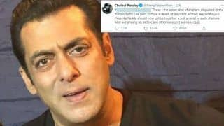 Salman Khan Expresses Anger on Murder of Hyderabad Veterinarian, Says Rapists Are 'Shaitans in Human Form'