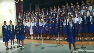 Video: स्कूली बच्चों ने गाया 'Believer' गाना, सोशल मीडिया पर वायरल होकर पहुंचा गायक के पास, मिला ये जवाब...