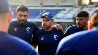Dream11 Team Prediction Scotland vs United States of America: Captain And Vice Captain For Today CWC League 2 One-Day Match 5 SCO vs USA at ICC Academy, Dubai 11:30 AM IST December 14