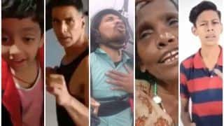 Year-Ender 2019: From the Funny Paragliding Act to Ranu Mondal's Singing, 10 Viral Videos This Year