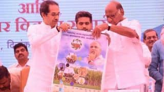 Learnt How to Form Government With Fewer Seats: Uddhav Theckarey Credits Sharad Pawar For Maha Vikas Aghadi